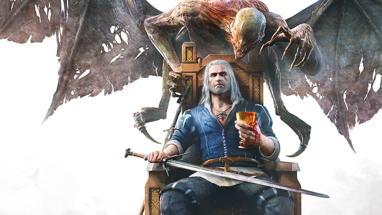 The Witcher III Blood and Wine