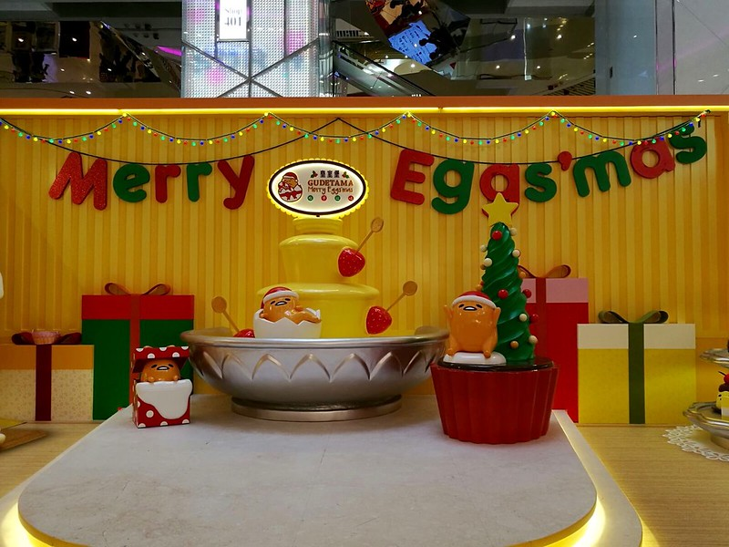 City Girl City Stories: Christmas in HK 2016