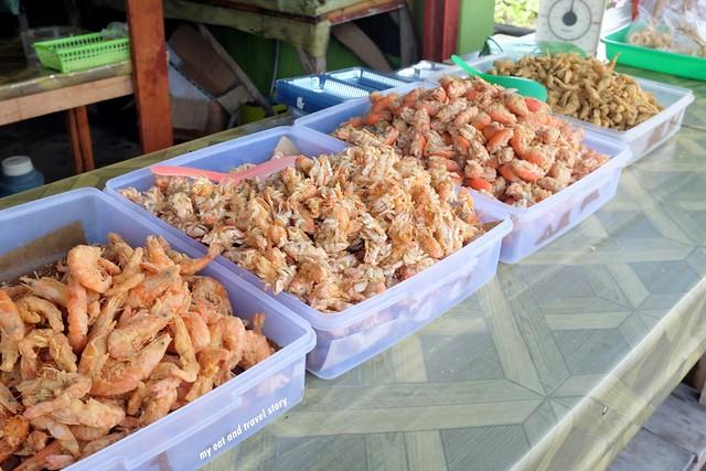 Keringan Seafood ala Pantai Glagah