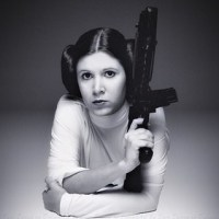 Carrie Fisher – RIP (1956-2016)