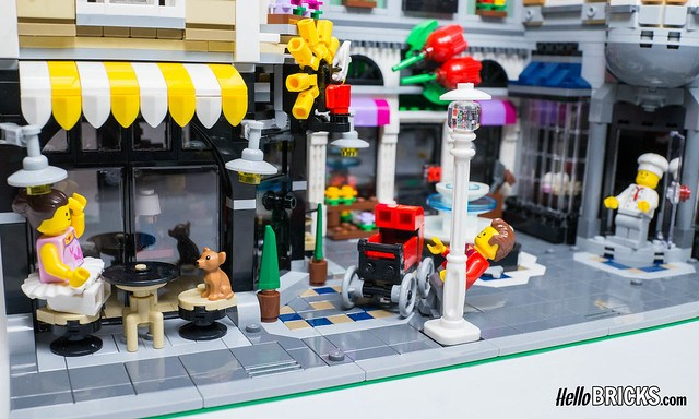 Lego 10255 - Modular Building - Assembly Square