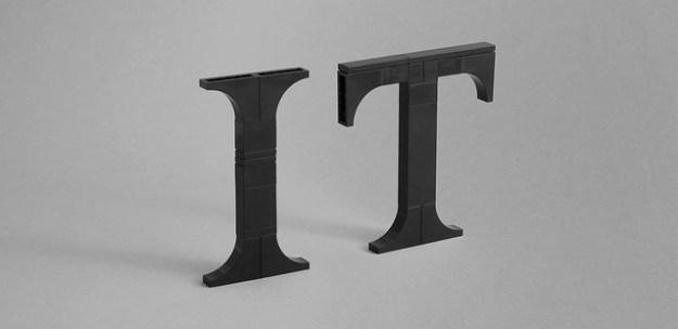 TheNewBlack - Typography