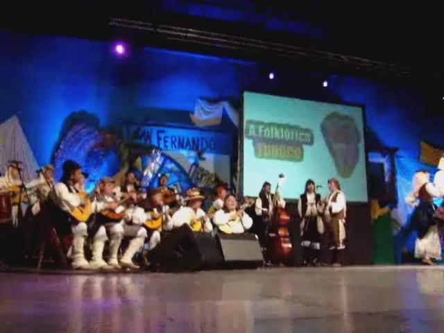 Folklore Islas Canarias isas