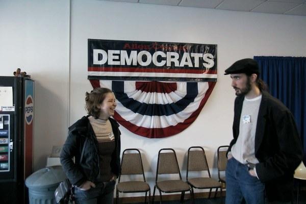 March 31 event at Allen County Democratic Headquarters, Fo ...