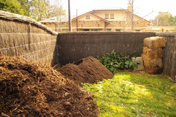 Compost Giveaway on Sunday, May 6