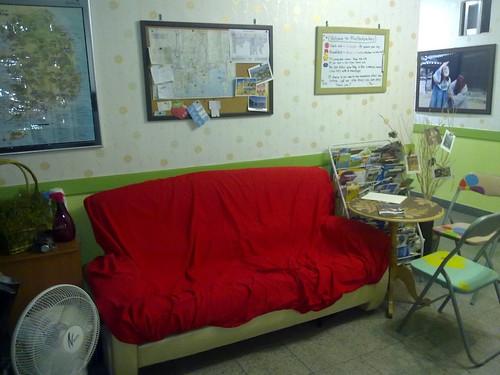 Dónde dormir y alojamiento en Busan (Corea del Sur) - Busan Backpackers. ViajerosAlBlog.com