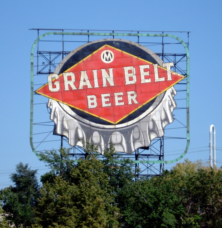 Grain Belt Beer - Minneapolis, Minnesota U.S.A. - September 16, 2007
