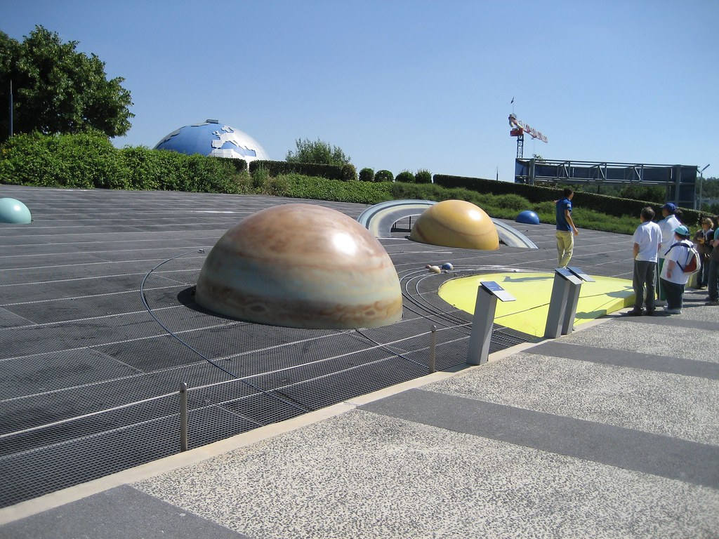 Solar System Model 2