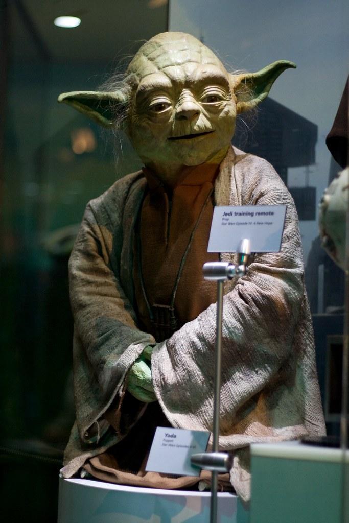 Original Yoda Puppet Wars Do Not Make One Great SuperBecks Flickr