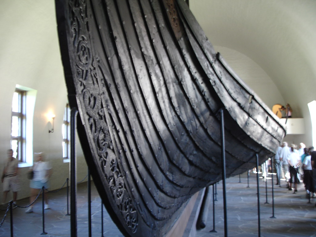 DSC00436 Viking Ship Museum Oslo Norway In The