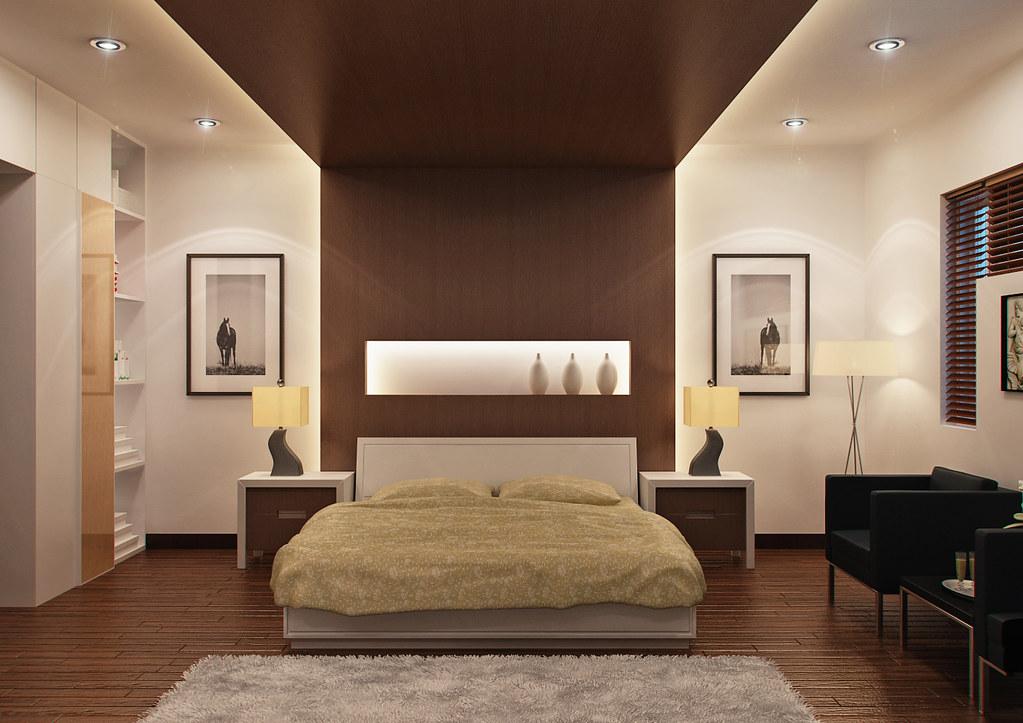Bedroom Designed By Vu Dang Khoi Jinkazamah Flickr