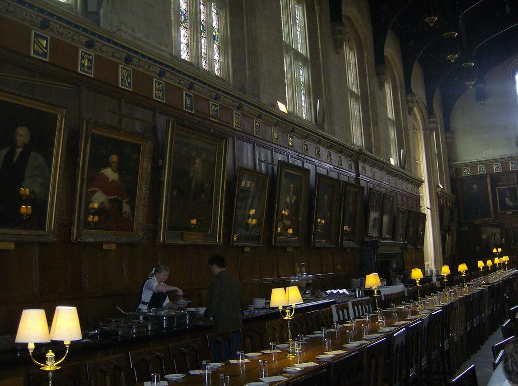 Inside Oxford University Where Harry Potter Was FilmedU