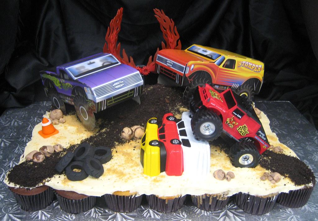 Monster Truck Pull Apart Pull Apart Monster Truck Themed