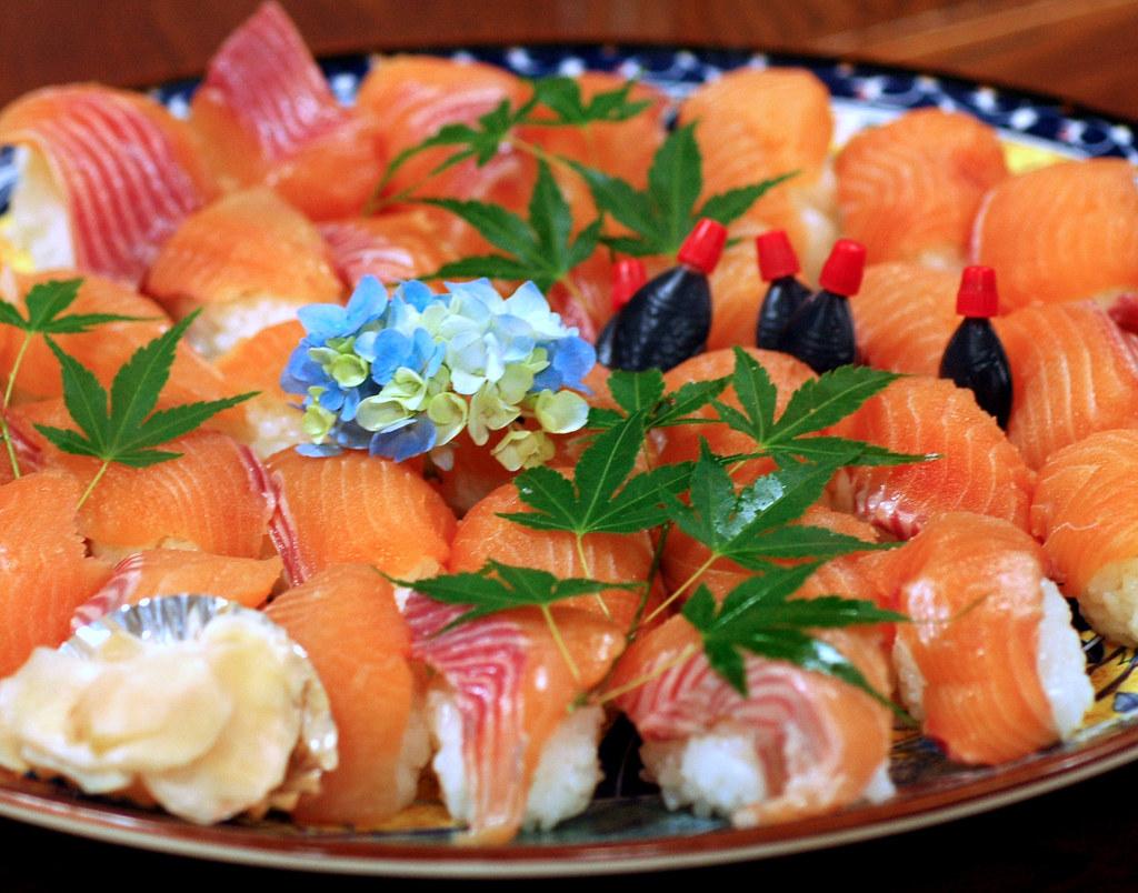 Sushi And Japanese Restaurant