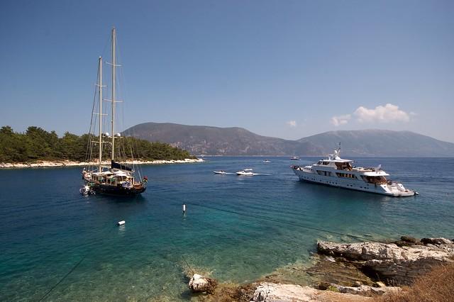 Choose a Villa Holiday on Kefalonia