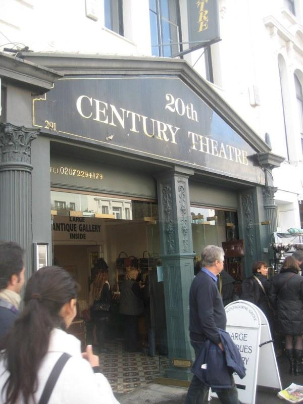 20th Century Theatre Portobello Road Market | 20th Century ...