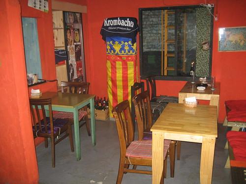 Dónde comer y gastronomía en Seúl (Corea de Sur) - Taberna española Pakito.