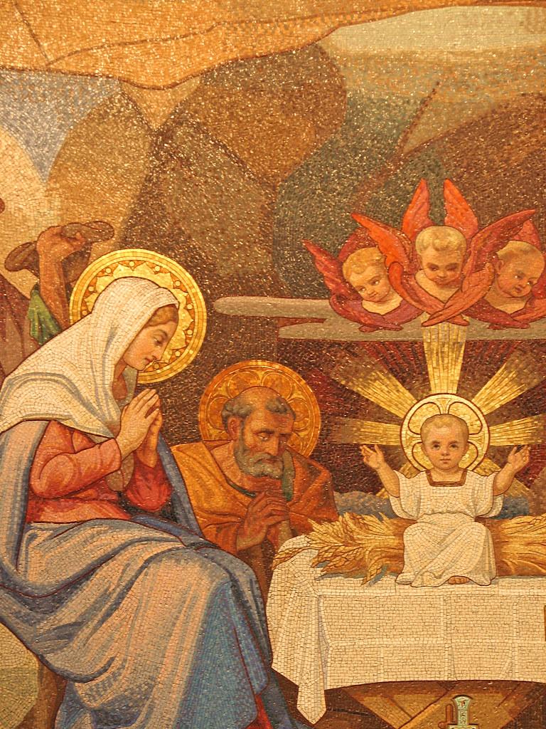 Et Verbum Caro Factum Est To Meditate Upon The Joyful