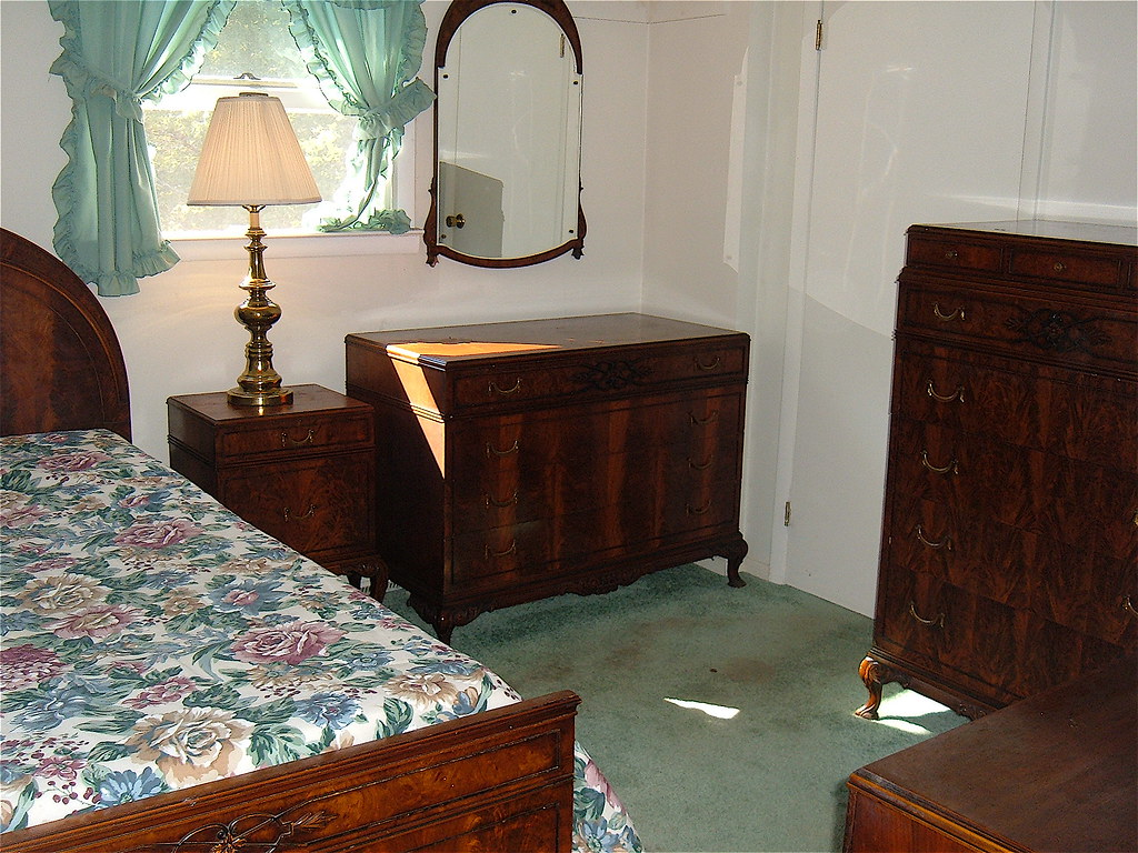 Furniture 1 Bedroom Furniture Set Circa 1920 Made By