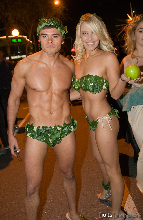 a very fit adam and eve | Joits | Flickr