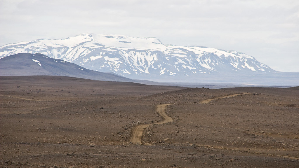 Iceland Kjlur Highlands Route 35 This Is The Way From