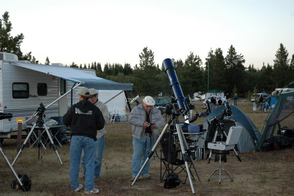Gear Galore | Saskatchewan Summer Star Party Cypress Hills ...