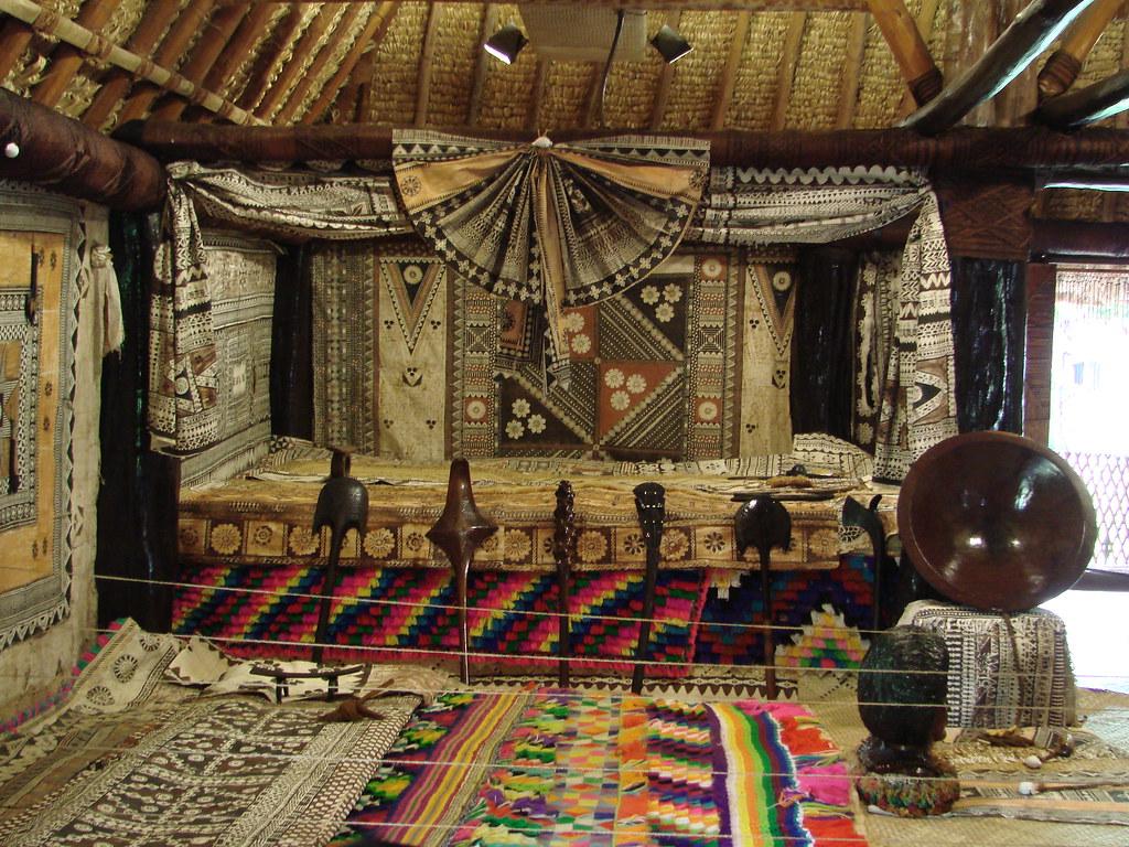 Vale Levu Fiji Chief S House Vale Levu The Chief S