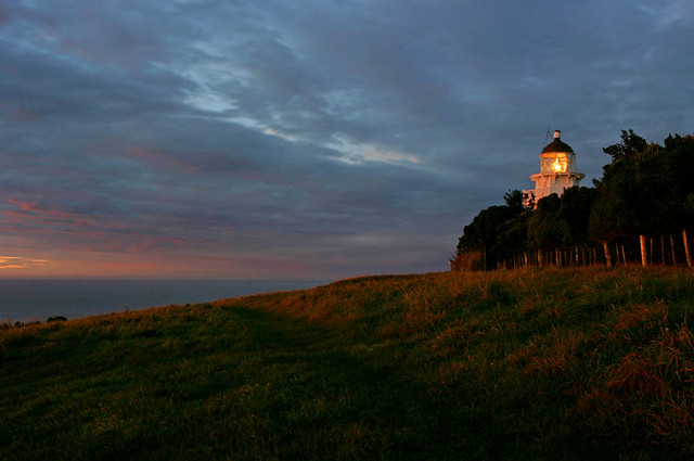 Moeraki Lighthouse