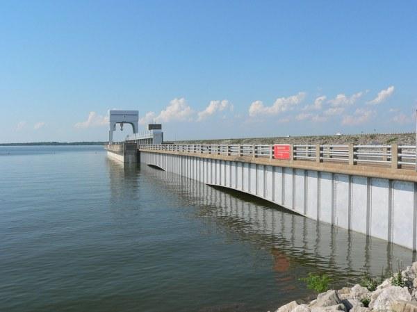 Flood Gates at Lake Texoma | Sue | Flickr
