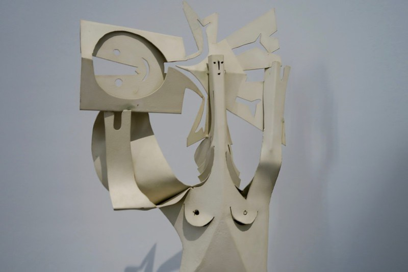 Picasso sculpture