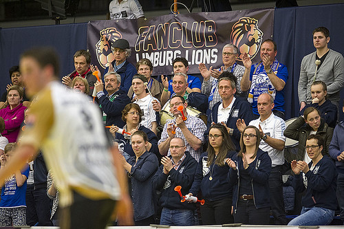 Lions - Göppingen 26-3-16