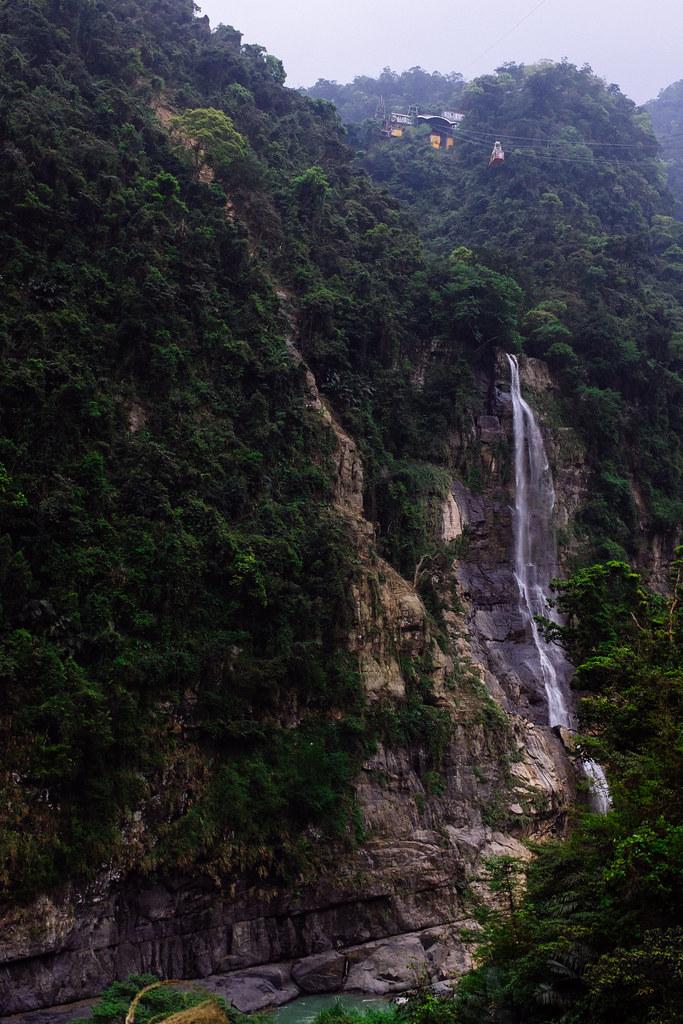 La cascada de Wulai, una de las vistas más populares