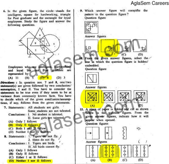 SSC JE 2015 Answer Key of 31 January 2016 Exam Mechanical Engineering