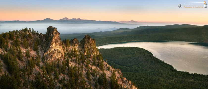 The Cascade Arc