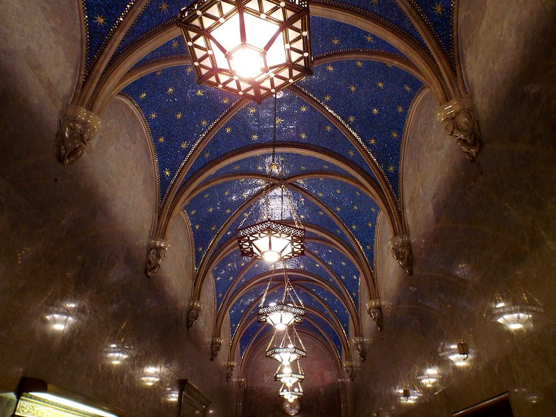 Bowery Savings Bank, New York - the tea break project solo travel blog