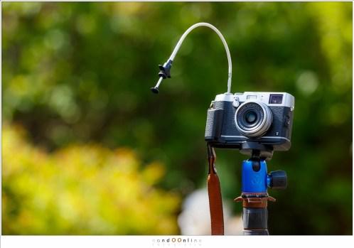De X100t van Fuji. Langzamerhand krijg ik een goed idee van wat deze camera kan. Maar het vergt wel een andere manier van kijken naar de natuur om je heen.
