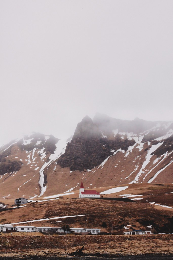 Vik, Iceland | Maps of Pangea