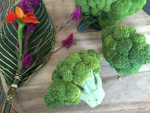 Farmers Market Broccoli