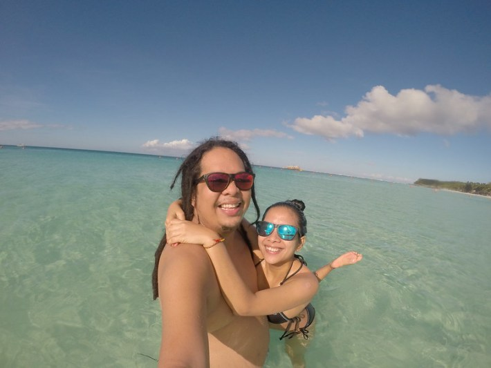 White Beach de Boracay
