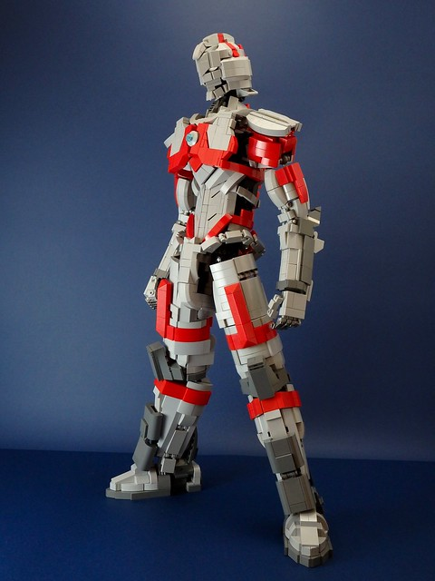 Ultraman by Jan Lego