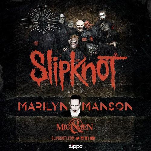 Slipknot at Jiffy Lube Live