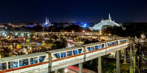 Night Monorail
