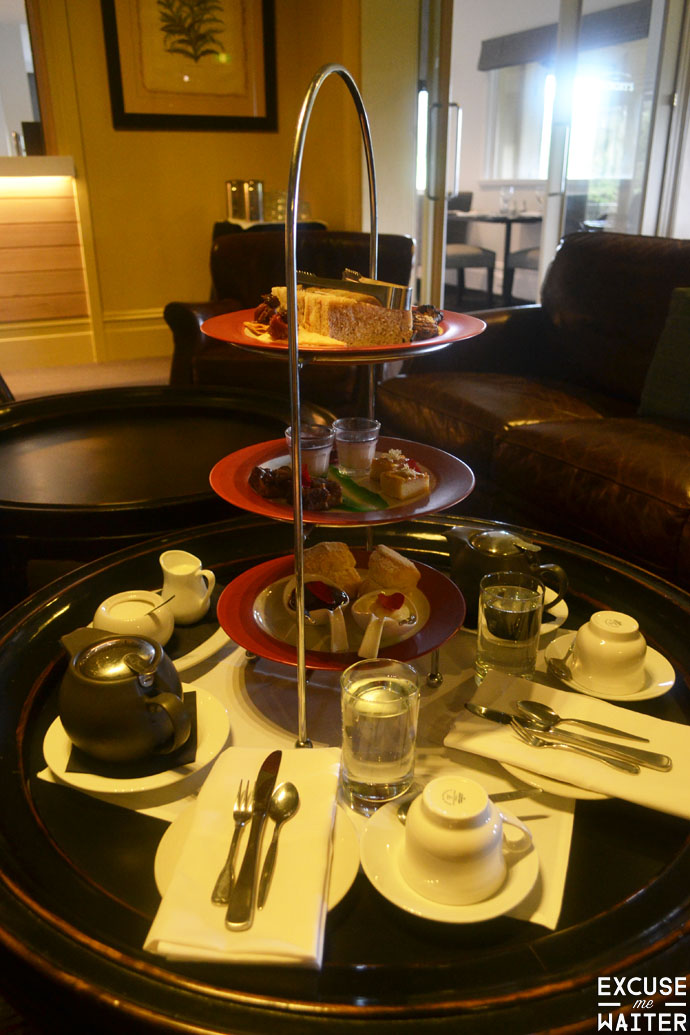 High Tea at Hickory's Restaurant in Peppers Craigieburn, Bowral