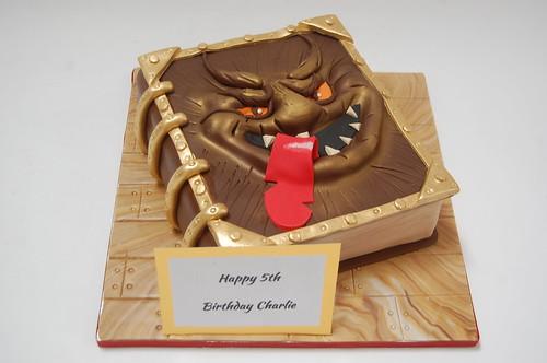 Lego Nexo Knights Cake Beautiful Birthday Cakes