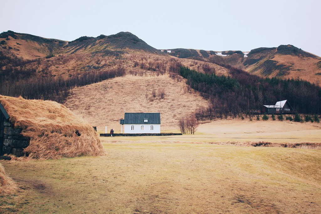 Iceland Folk Museum | Maps of Pangea
