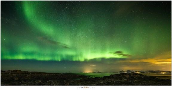 aurora, noorderlicht, lofoten