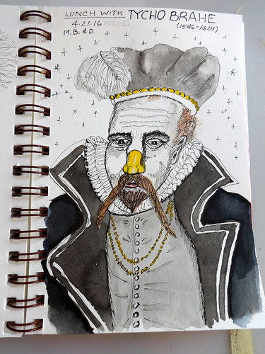 Lunch with Tycho Brahe