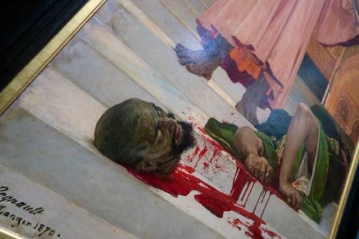 painting at Musee D'Orsay
