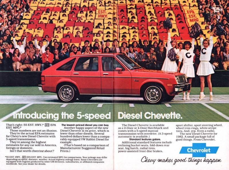 1981 Chevette