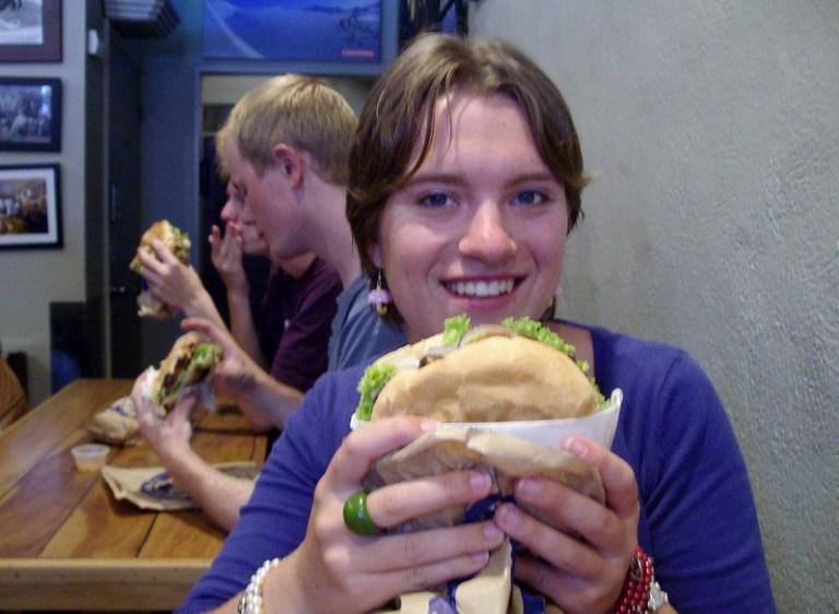 Fergburger, Queenstown, New Zealand - the tea break project solo female travel blog